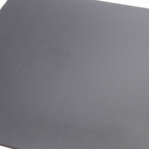 Carbon Sheet/Plate Plain blue