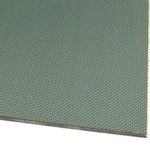 Carbon Sheet/Plate Plain green
