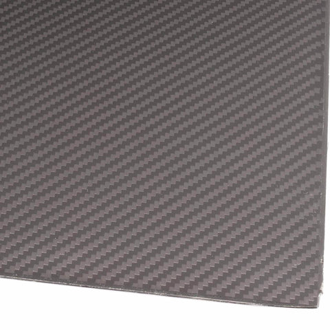 Carbon Sheet/Plate Twill ECO