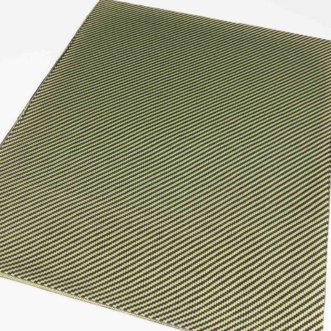Carbon Sheet/Plate Kevlar ECO
