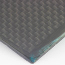 Carbon Sheet/Plate Plain - 1mm 495x495mm